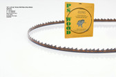 "1/2"" x 2/3VPC Series Timber Wolf® band saw blades"