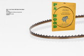 "3/8"" x 3AS .032 thick Series Timber Wolf® band saw blade"