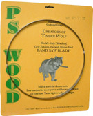 "1/2"" x 0.032 AS Series Timber Wolf® band saw blade"