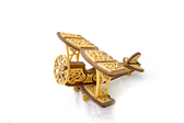 TRADITIONAL FRETWORK BI-PLANE