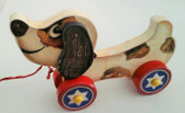 BEAGLE DOG PULL TOY PATTERN