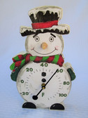 SNOWMAN THERMOMETER BASE PATTERN