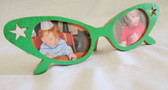 EYEGLASSES PICTURE FRAME PATTERN