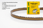"1"" x 2/3 tpi x 0.035 VPC Series Timber Wolf® band saw blade"
