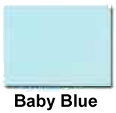 BABY BLUE FLOCKER KIT (Rayon)