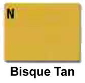BISQUE TAN FLOCKER KIT (Rayon)