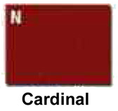 CARDINAL FLOCKER KIT (Rayon)