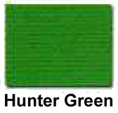 HUNTER GREEN FLOCKER KIT (Rayon)