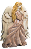 NATIVITY ANGEL Intarsia Pattern