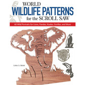 World Wildlife Patterns for the Scroll Saw