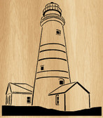 LIGHTHOUSE PATTERN