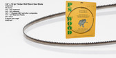 "1/4"" x 10RK Series Timber Wolf® band saw blade"