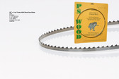 "3/8"" x 3PC Series Timber Wolf® band saw blade"