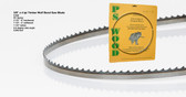 "3/8"" x 4PC Series Timber Wolf® band saw blade"
