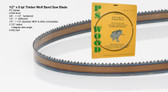 "1/2"" x 8RK Series Timber Wolf® band saw blades"