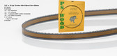 "1/2"" x 10RK Series Timber Wolf® band saw blades"