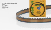 "3/4"" x 3PC .032 thick Series Timber Wolf® band saw blades"