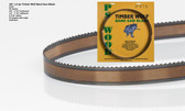 "3/4"" x 6PC Series Timber Wolf® band saw blades"