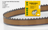 "1"" x 3PC Series Timber Wolf® band saw blade"