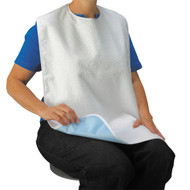 Lifestyle Terry Towel Bib - rtl9104