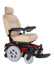Sunfire Gladiator Very HD Power Wheelchair with Captain Seat - sg-3crd-853