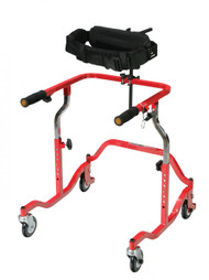 Trunk Support for Adult Safety Rollers - ce 1080 s