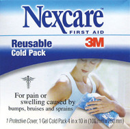 3M CONSUMER: Nexcare Reusable Cold Pack