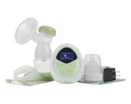 Pure Expressions Single Channel Electric Breast Pump