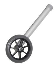 """Universal Walker Wheels, 5"""", 1 Pair"""