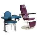 Blood Drawing Phlebotomy Chairs