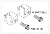 Auto Recline Actuator For Chairman Dental Chair- PCA747 (OEM: 007660)