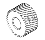 Lift Gear For Chairman Dental Chair - PCG762 (OEM: 024770)