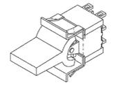 Lift Switch For Chairman Dental Chair -  PCS718 (OEM:007427)