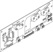 PC Board, Up Interconnect - PCB736 (OEM No: 9434424)