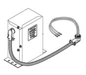 Start Box (1HP, 230V) For Dental Compressor - CMA033