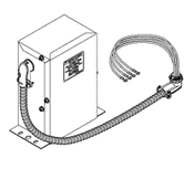 Start Box (3/4HP, 115V) For Dental Compressor - CMA041