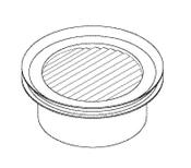 Air Filter Element For Dental Compressor - CME067
