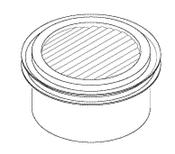 Air Filter Element Dental Compressor - CME069