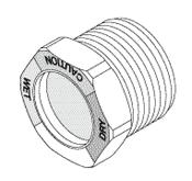 Moisture Indicator For Dental Compressor - CMI079