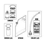 Compressor PM Kit For Dental Compressor - CMK173