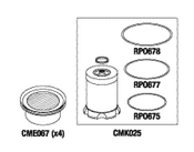 Compressor PM Kit For Dental Compressor - CMK176