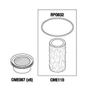 Compressor PM Kit For Dental Compressor - CMK179