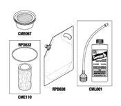 Compressor PM Kit For Tech West Dental Compressor - CMK182
