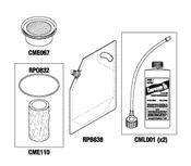 Compressor PM Kit For Dental Compressor - CMK183