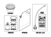 Compressor PM Kit For Dental Compressor - CMK189
