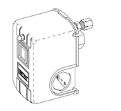Pressure Switch For Dental Compressor - CMS051
