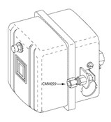 Pressure Switch For Dental Compressor - CMS052