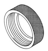 Filter Cap Air Inlet For Dental Compressor - PCC626