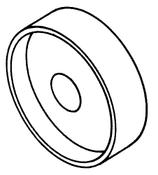 Booth Medical - FILTER CAP - SKC011 (OEM 02-4513)