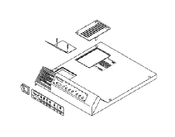 Booth Medical - TOP COVER KIT - MIK197 (OEM Part No: 02-0503-00)